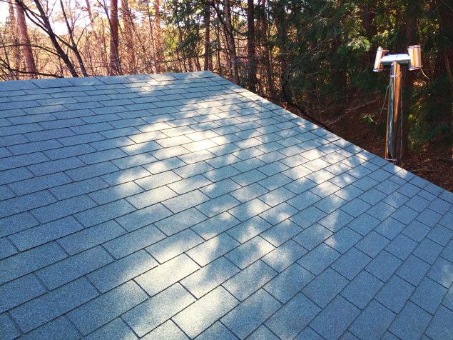 [セルフビルド・DIY]6畳の自作小屋:屋根