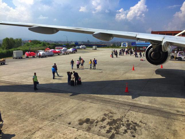 トリブバン空港