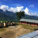 【ネパール】山の上の学校