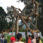 【ネパール】ネパール式遊具
