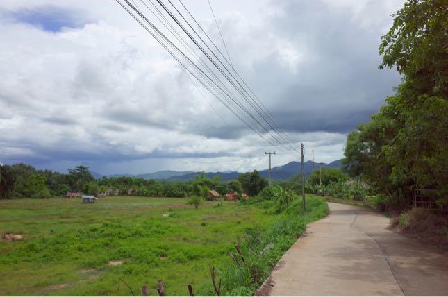 何もない環境が存在するパーイという村