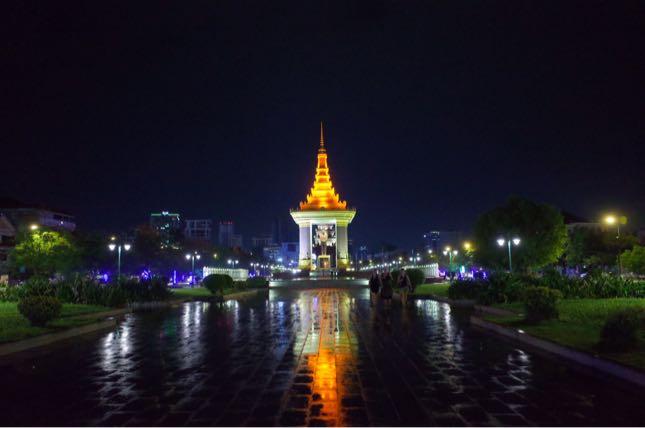 カンボジアとベトナム