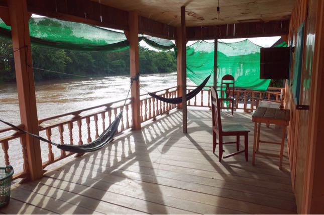 川・雨・食。ラオス・シーパンドンの日常